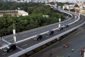 Chandigarh's 1st flyover project to get short, said Union Ministery