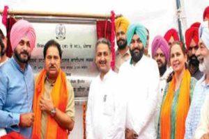 Punjab government to construct 32 Railway Over Bridges, Vijay Inder Singla