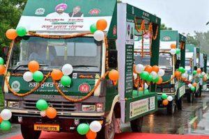 Punjab govt. flags off information vans for Drug Free Punjab