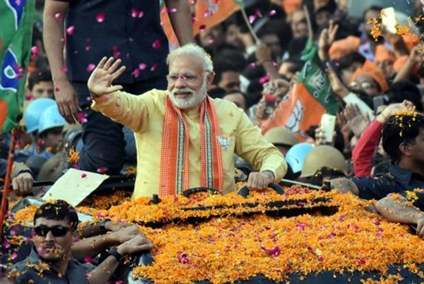 Modi to start for 2019 elections from Gurdaspur rally in Jan 3