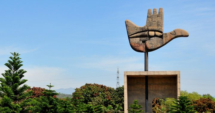 Best places to visit near Chandigarh within 100 km.
